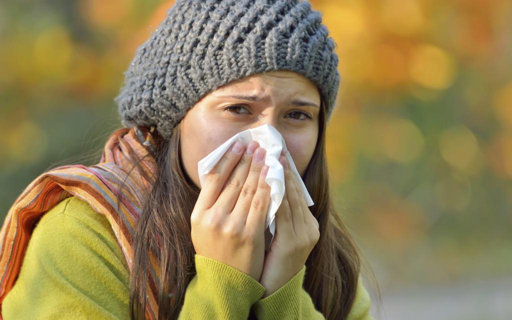 Аллергия - одна из причин трахеита