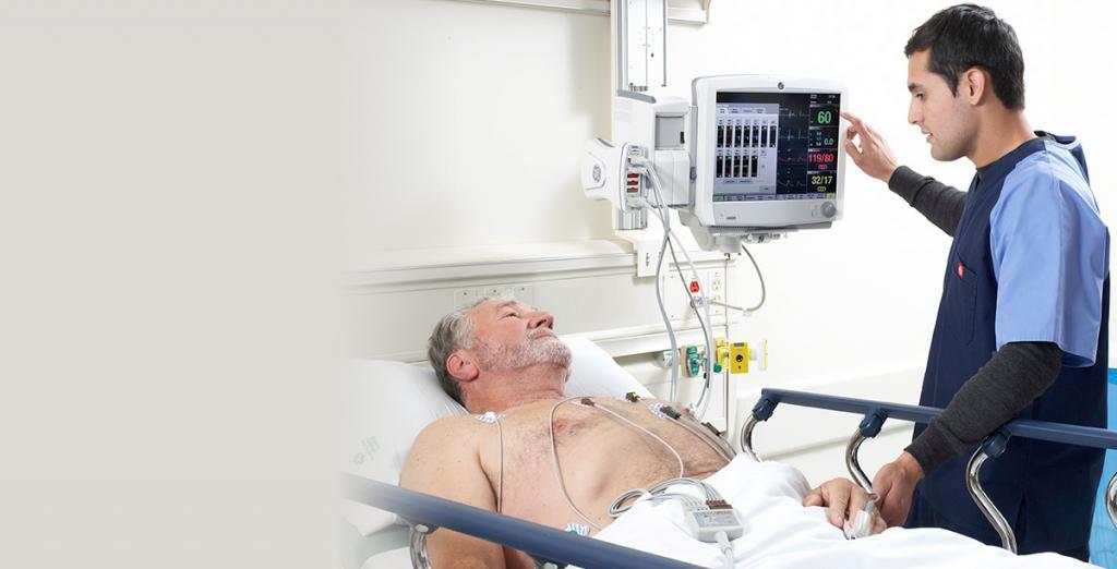 Проведение электрокардиографии