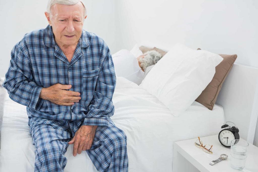 судороги ног ночью у пожилых