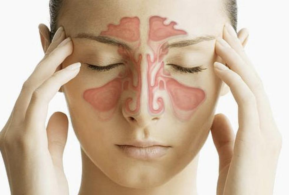 заложен нос болит голова слабость