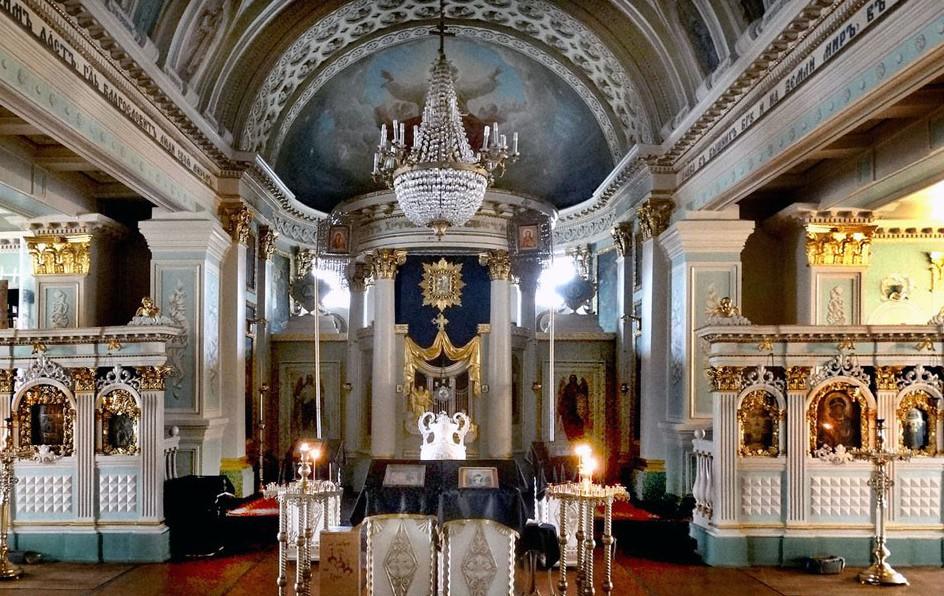 Красота Свято-Никитской церкви
