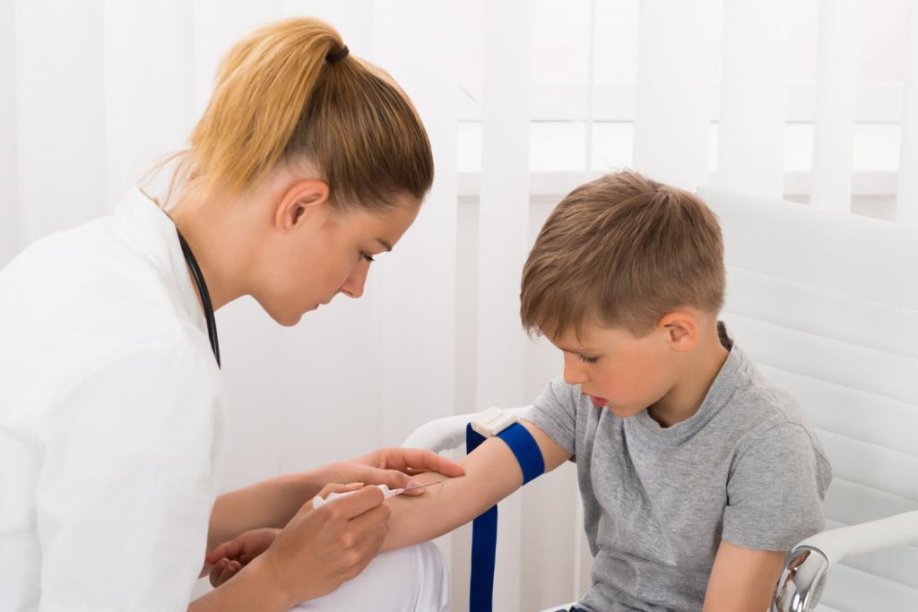 синдром холестаза у детей