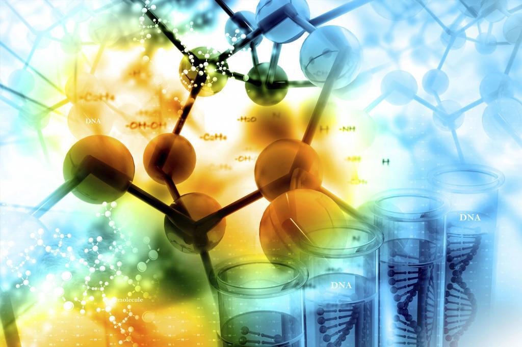 Биохимические формулы