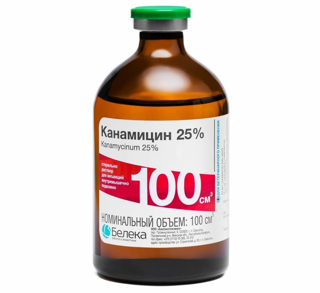 "Лекарство ""Канамицин"""