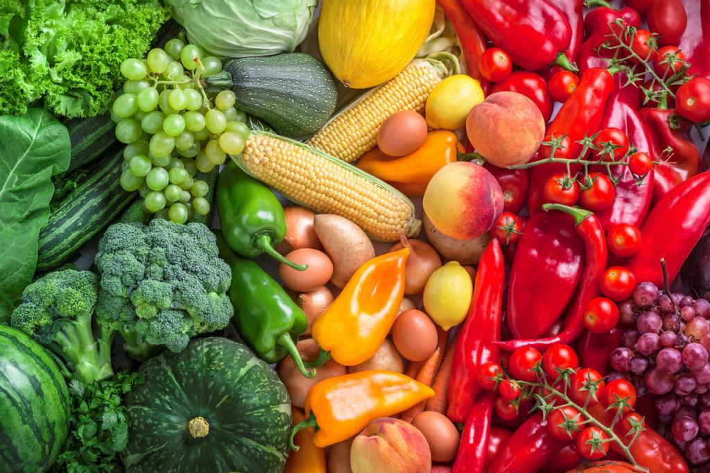растительныя пища