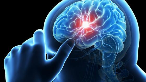 повреждение в головном мозге