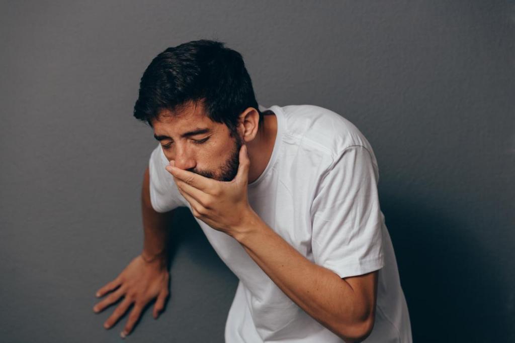 Симптомы червей в печени человека