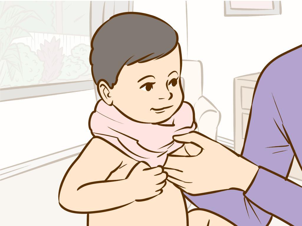 сыпь на спине у ребенка причины лечение
