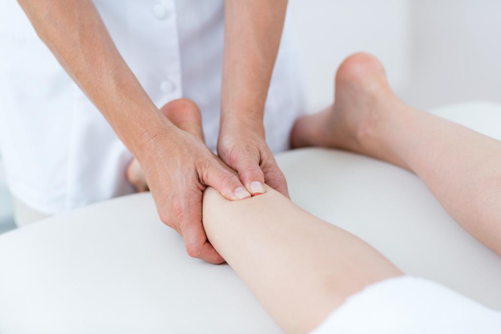 болят кости ноги массаж