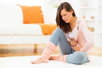 Жжение и боль внизу живота у женщин при цистите