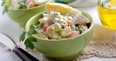 рецепты салатов при панкреатите у взрослых