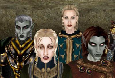 Вампиры в Morrowind