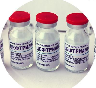 внутривенные антибиотики при бронхите