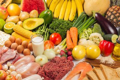 Питание, если болят ноги при месячных