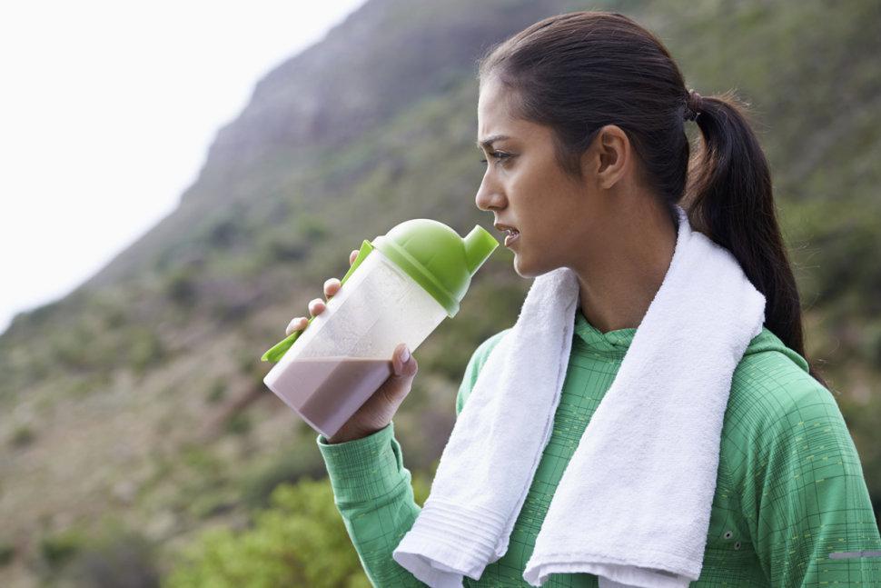 что надо есть после тренировок для похудения