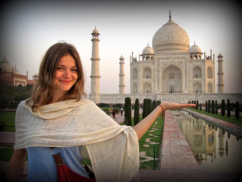 индия фотографии туристов очень понравилась