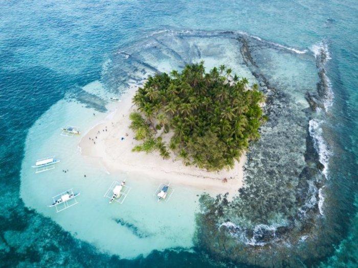 Рай для путешественников: остров Siargao на Филиппинах был признан лучшим в мире