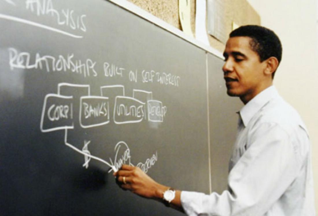 community organizer Originally posted at american thinker blog barack obama prides himself on being a community organizer — stirring up the disgruntled in chicago was the sole skill set that earned him the esteemed title of leader of the free world.