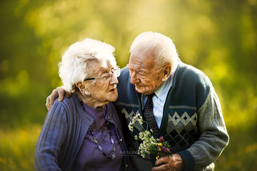красивые пожилые люди фото большая вероятность