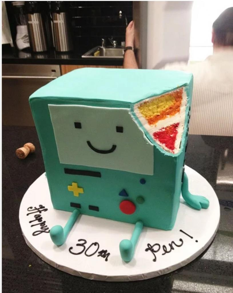 Торты уже давно перестали быть обычным десертом: произведения кулинарного искусства, которые жалко есть