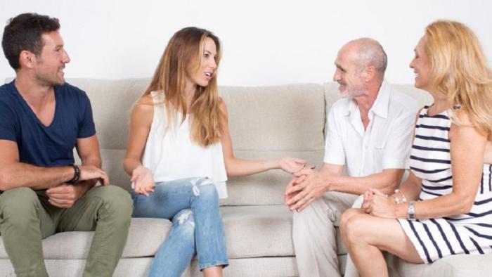 если мужчина не знакомит вас со своими родственниками