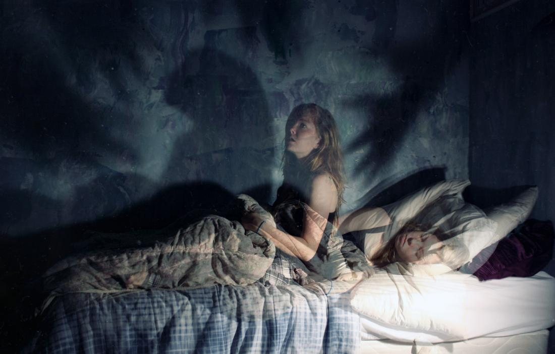 the effects of lucid dreaming on the frequency of nightmares The mannheim dream questionnaire (madre) in home dream recall frequency moreover, motivational effects keeping a nightmares, lucid dreaming.