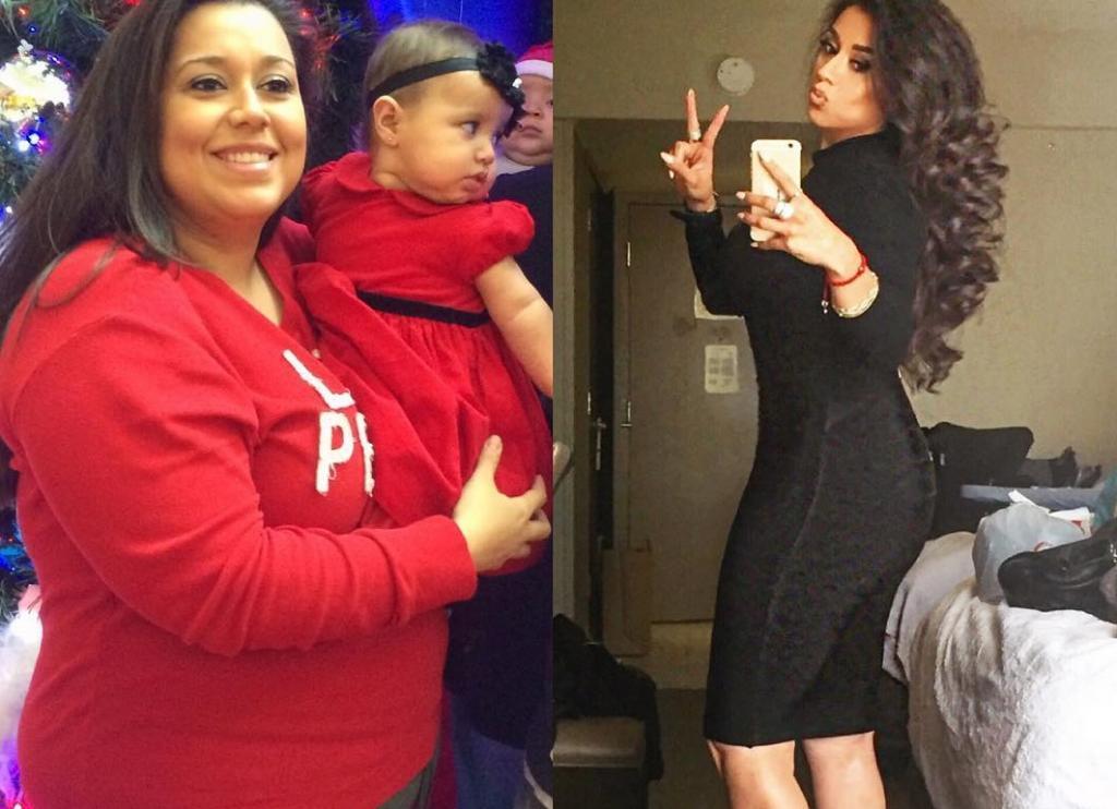 Жена похудела и сама