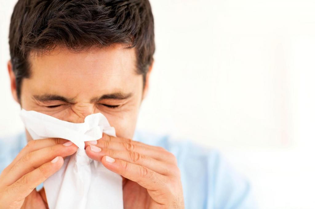 Аллергия от смены климата — Аллергия