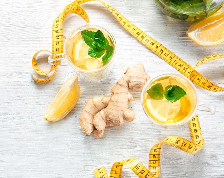 Как можно сбросить вес пить имбирь