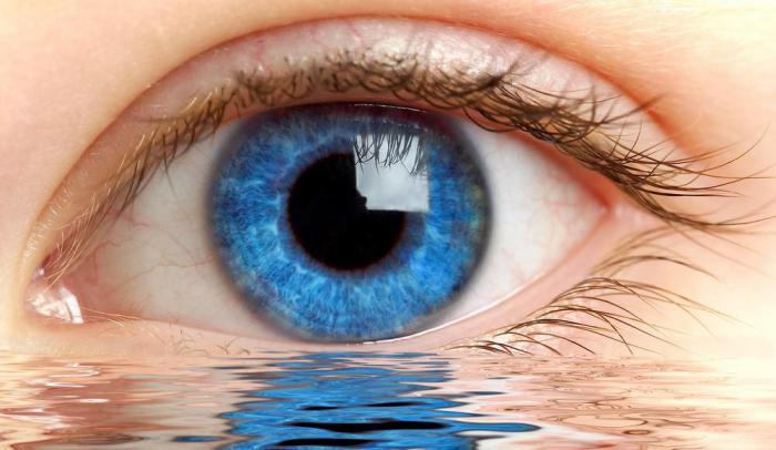 Лазерная стимуляция органов зрения