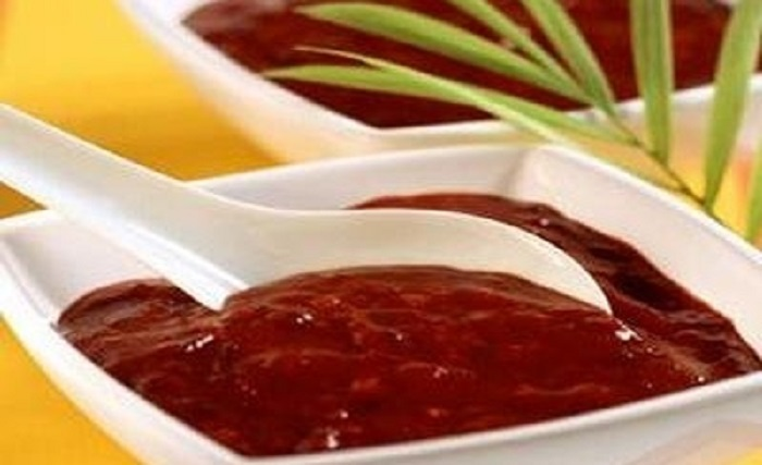"""Моя семья обожает сливовый соус """"Сацебели"""", который я готовлю: лучшего соуса к мясу не найти"""