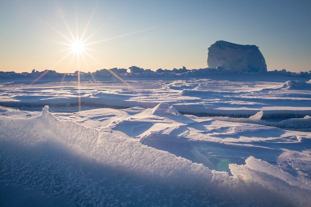 На Северном полюсе происходят нетипичные для тех мест вещи – грозы: виновато ли изменение климата