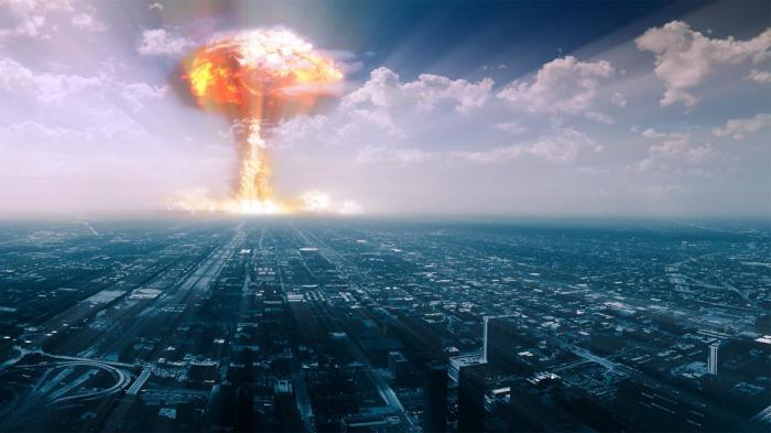 ядерная бомба