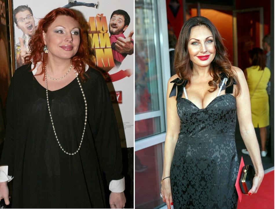Актриса Похудела На. Как худеют наши знаменитости: 3 примера похудевших до неузнаваемости