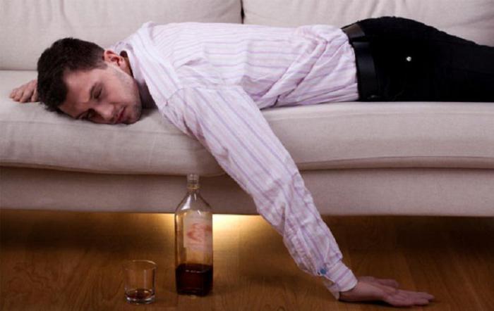 Как быстро уснуть после запоя