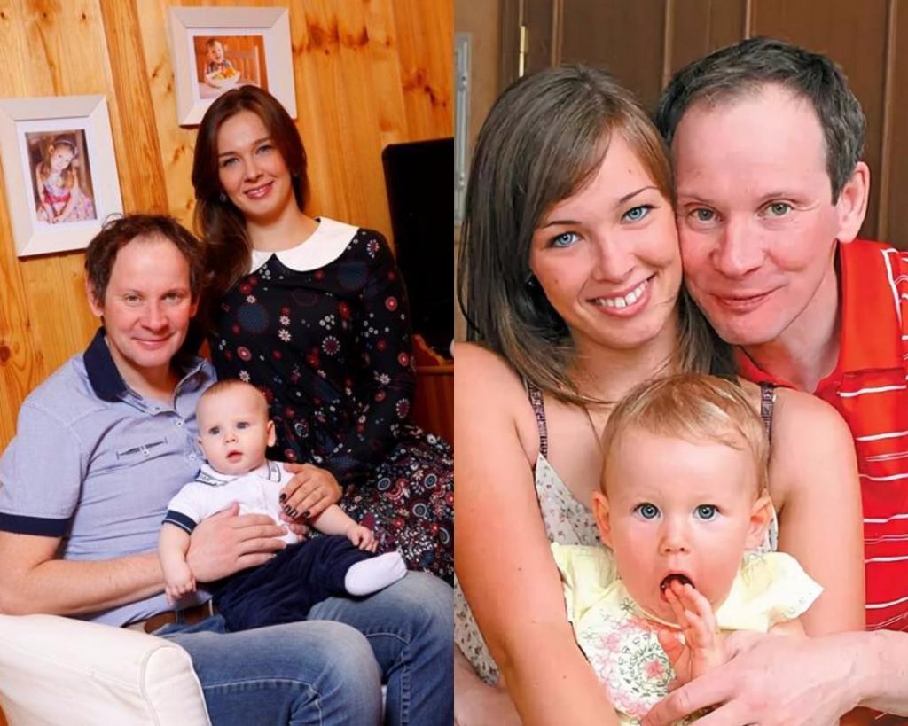фото спиваковского с семьей придумаете