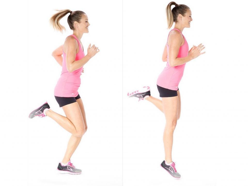 Прыжки Для Похудения Эффективные.