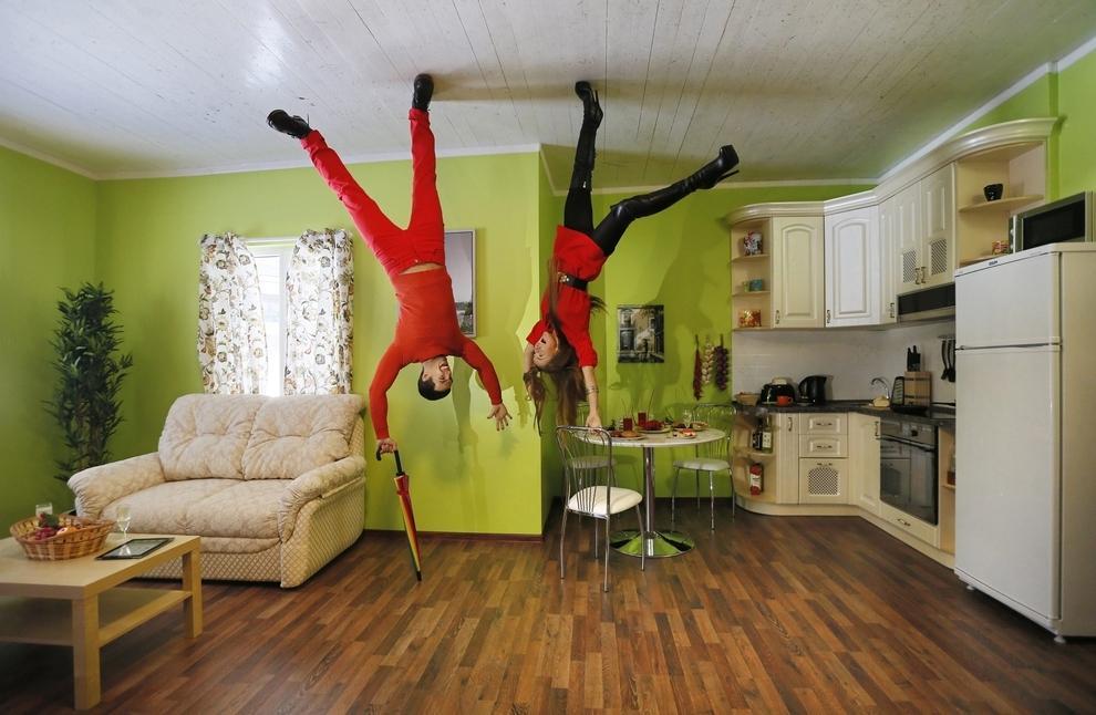 дом наоборот москва можно ли сделать фото