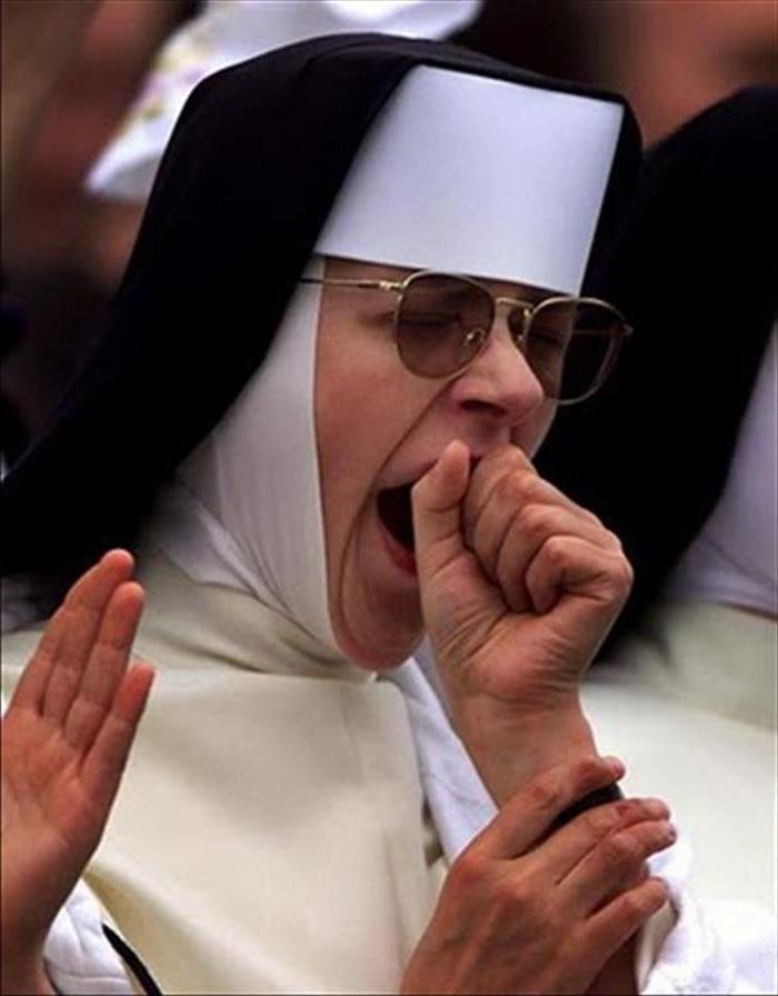 Почему когда читаю молитвы сильно зеваю Почему начинается зевота во время молитвы