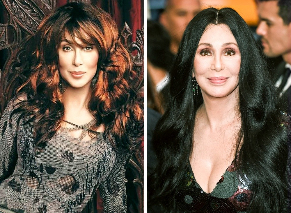 Как сейчас выглядят многие голливудские звезды из 90-х: по всей видимости, многие из них питаются молодильными яблочками