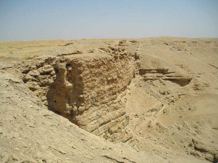 Химическая война в древнем Иране