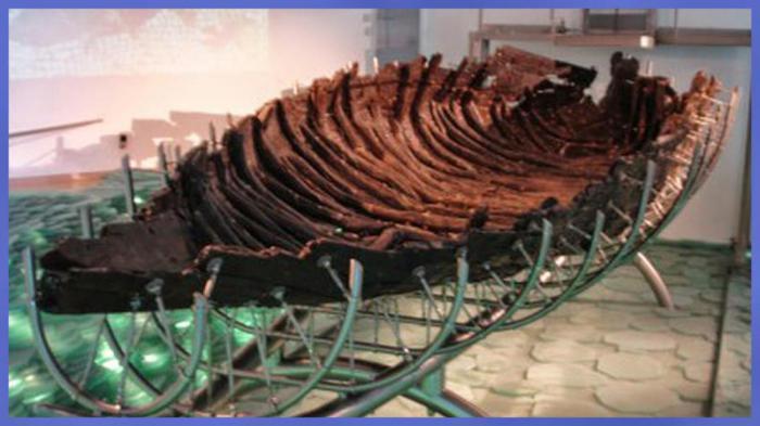 Галилейская лодка