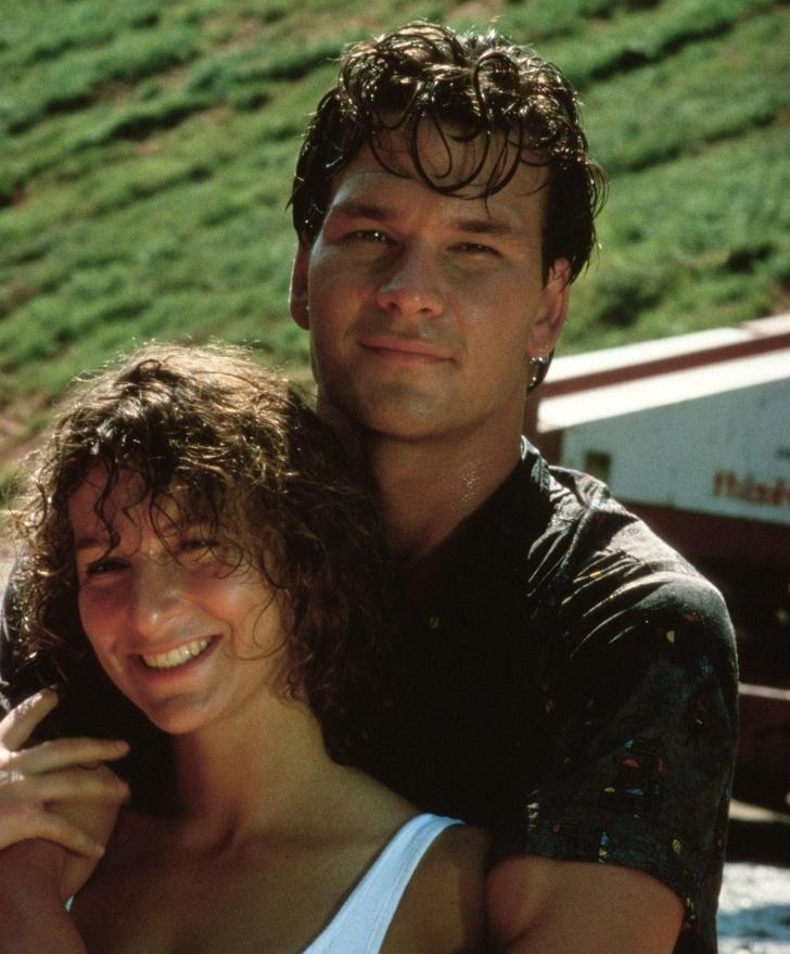 Оказывается, Патрик Суэйзи недолюбливал Дженнифер Грей: актеры, которые подружились на съемках и, наоборот, не смогли установить хорошие отношения, хотя играли друзей