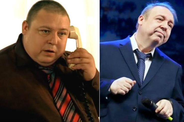 Из 200 килограмм осталось 100: актер Александр Семчев рассказал как и для чего он сбросил половину веса
