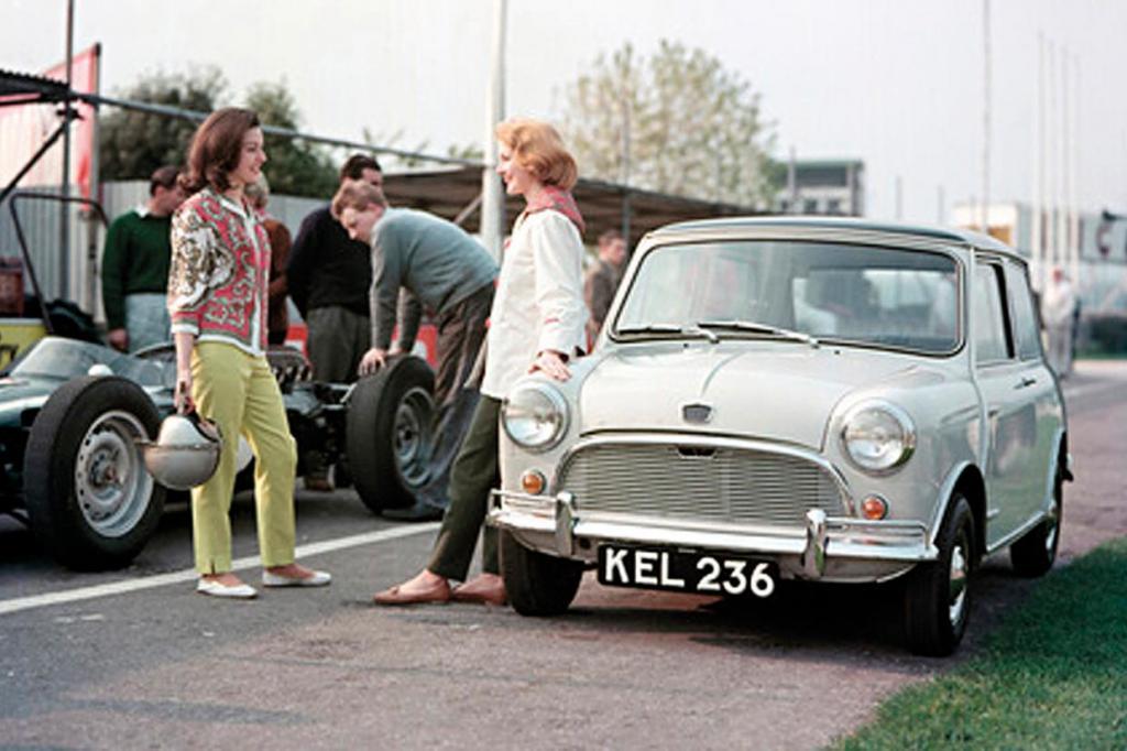 Фильмы, музыка и стайлинг автомобилей: как формировалась западная молодежная культура 60-х годов