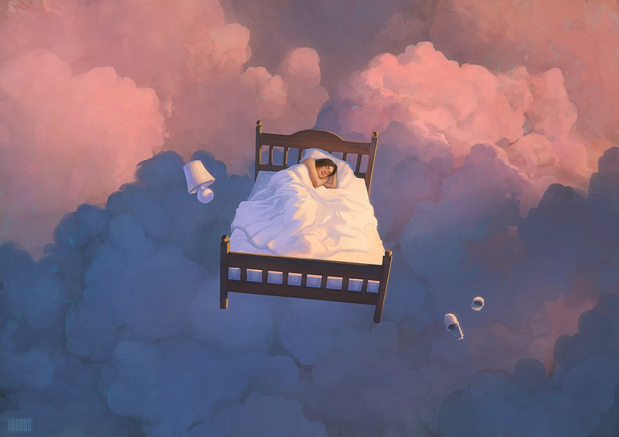 Научиться мечтать, чтобы избавиться от кошмаров: как контролировать сновидения