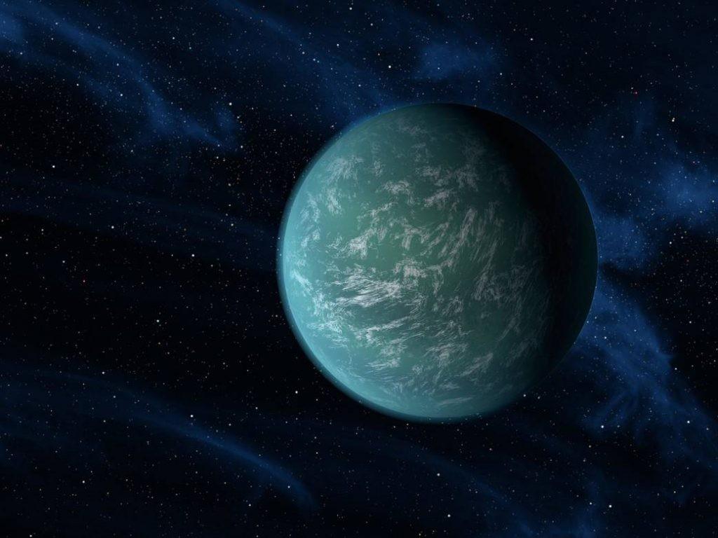 Ученые нашли планету с водой в 110 световых годах от нас, там может быть жизнь