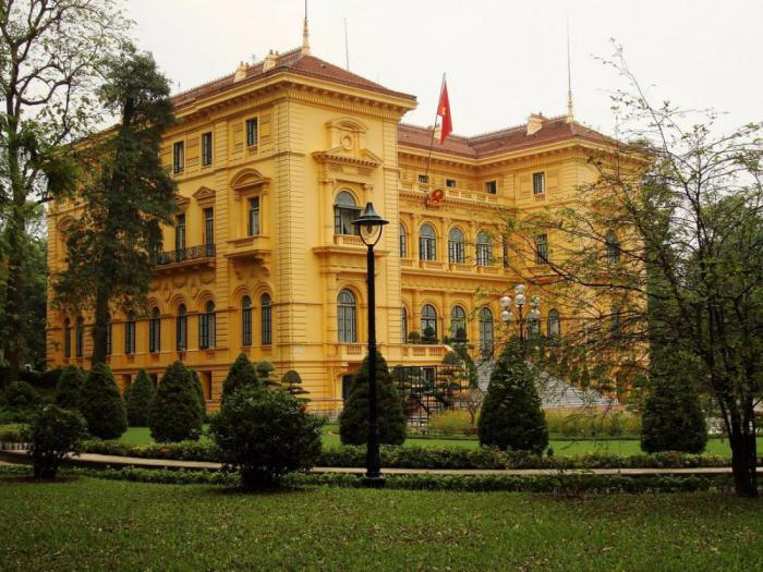 Дворец Ханой