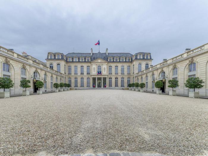 Резиденция президента Франции