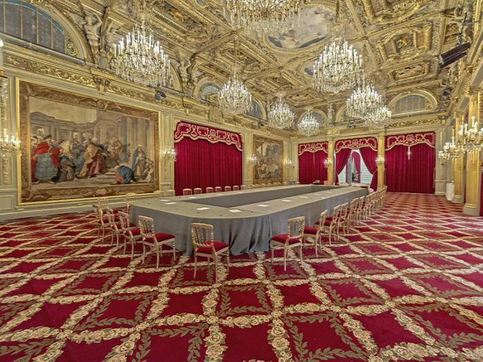 Официальная комната
